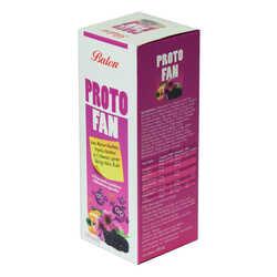 ProtoFan Kara Mürver Propolis Ekstratlı C Vitaminli Takviye Edici Gıda 150 ML - Thumbnail