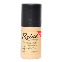 Reina Midnight Deo Roll-On For Women 50 ML - Thumbnail