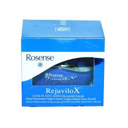 Rosense - RejuviloX Anti-Aging Yoğun Bakım Gece Kremi 50ML (1)