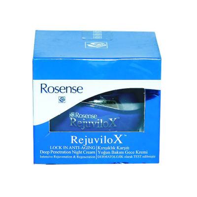 RejuviloX Anti-Aging Yoğun Bakım Gece Kremi 50ML
