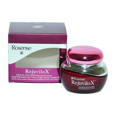 RejuviloX Anti-Aging Yoğun Bakım Gündüz Kremi 50ML