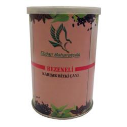 Rezeneli Karışık Bitkisel Çay 100Gr Tnk - Thumbnail