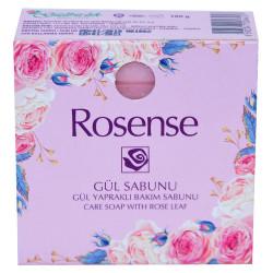 Rosense - Gül Yapraklı Bakım Sabunu 100Gr Görseli
