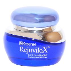 RejuviloX Anti-Aging Gece Bakım Kremi 50ML - Thumbnail
