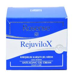 Rosense - RejuviloX Anti-Aging Gece Bakım Kremi 50ML Görseli