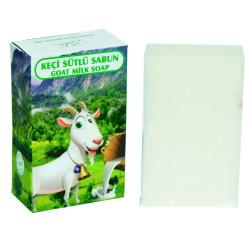 Kostiksiz Keçi Sütlü Sabun 125 Gr - Thumbnail