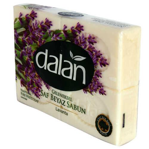 Saf Beyaz Lavantalı Sabun 150 Gr x 4 Adetli