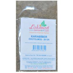 LokmanAVM - Saf Doğal Karabiber Öğütülmüş 26 Gr Paket (1)