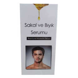 Sakal Ve Bıyık Serumu 50 ML - Thumbnail