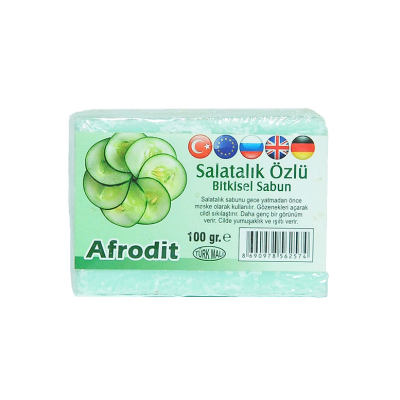 Salatalık Sabunu 100Gr