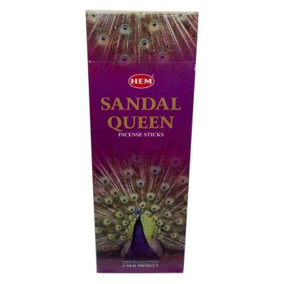 Sandal Kraliçesi 20 Çubuk Tütsü - Sandal Queen