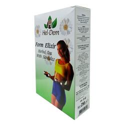 Hel-Dem - Sandalozlu Bitkisel Form Çay 250 Gr Görseli