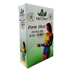 Sandalozlu Bitkisel Form Çay 250 Gr - Thumbnail