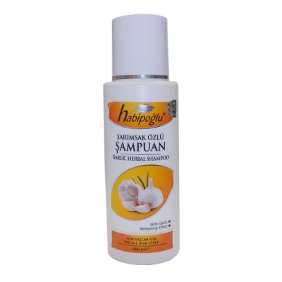 Sarımsak Özlü Şampuan 400 ML