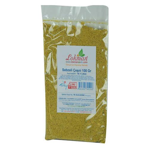 Sebzeli Çeşni Karışık Magi Baharatı 100 Gr Paket