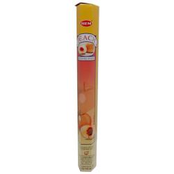 Hem Tütsü - Şeftali Kokulu 20 Çubuk Tütsü - Peach (1)