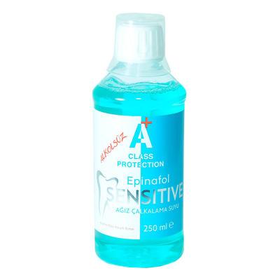 Sensitive A Plus Ağız Bakım ve Çalkalama Suyu 250 ML