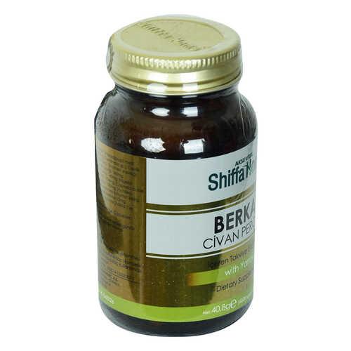 Shiffa Home Berkap Civan Perçemi Diyet Takviyesi 680 Mg x 60 Kapsül