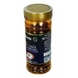 Aksuvital - Shiffa Home Çörekotu Yağı Soğuk Sıkım 500 Mg x 150 Kapsül Görseli