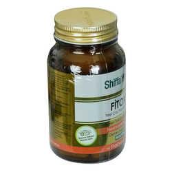 Shiffa Home Fitoks Yeşil Çay Yaprağı Ekstresi Diyet Takviyesi 850 Mg x 60 Kapsül - Thumbnail