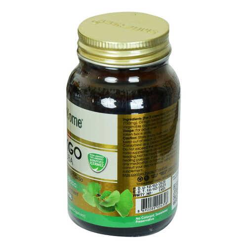 Shiffa Home Ginkgo Biloba Diyet Takviyesi 620 Mg x 60 Kapsül