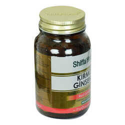 Shiffa Home Kırmızı Ginseng Diyet Takviyesi 850 Mg x 60 Kapsül - Thumbnail