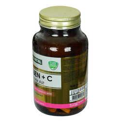 Aksuvital - Shiffa Home Kolajen+ C Hyaluronik Asit Diyet Takviyesi 900 Mg x 90 Tablet Görseli