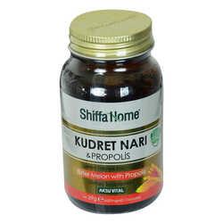 Shiffa Home Kudret Narı & Propolis 650 Mg x 60 Kapsül - Thumbnail