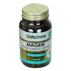 Shiffa Home Magem Söğüt Kabuğu Ekstresi 670 Mg x 60 Kapsül - Thumbnail