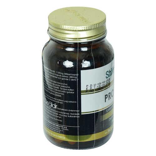 Shiffa Home Propolis Diyet Takviyesi 470 Mg x 60 Kapsül