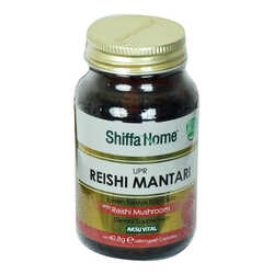 Shiffa Home UPR Reishi Mantarı Diyet Takviyesi 680 Mg x 60 Kapsül - Thumbnail