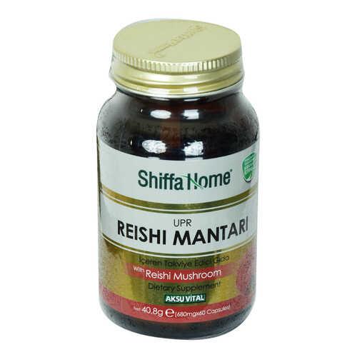 Shiffa Home UPR Reishi Mantarı Diyet Takviyesi 680 Mg x 60 Kapsül