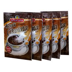 Sıcak Çikolata Tek İçimlik İçecek Tozu 19 Gr X 20 Pşt - Thumbnail