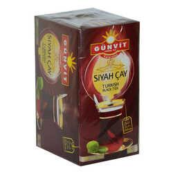 Siyah Çay 2 Gr X 20 Süzen Poşet 40 Gr - Thumbnail