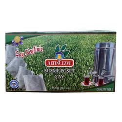 Siyah Çay Süzme Poşet 5000 Gr - Thumbnail