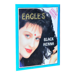 Siyah Hint Kınası (Black Henna) 10 Gr Paket - Thumbnail