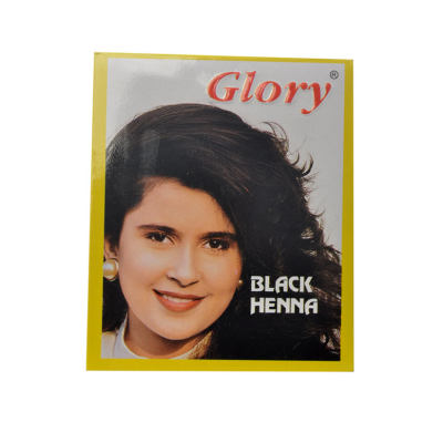 Siyah Hint Kınası 10Gr Pkt