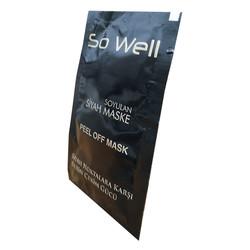 So Well - Soyulabilir Siyah Maske 10 ML Görseli
