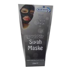 Soyulabilir Siyah Maske 150ML - Thumbnail