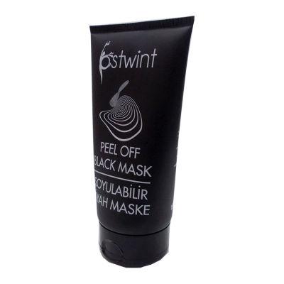 Soyulabilir Siyah Maske 150 ML