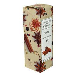 Spice Kolonya 80 Derece Cam Şişe 250 ML - Eau De Cologne - Thumbnail