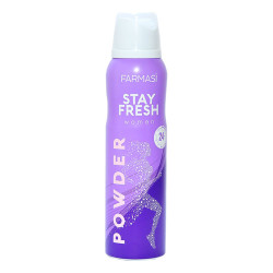 Stay Fresh Powder Deodorant For Women 150 ML - Thumbnail