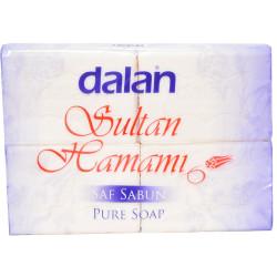Sultan Hamamı Sabunu 175 Gr x 4 Ad - Thumbnail