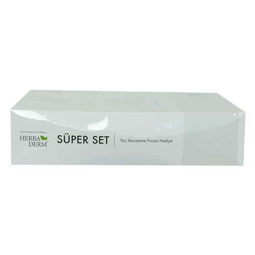 Süper Set Renk Açıcı Leke Kremi 55 ML+Göz Altı Kremi 15 ML + Hediye Yüz Temizleme Fırçası
