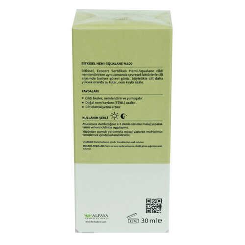Superserum BioHydration Bitkisel Hemi-Squala Nemlendirici Doğal Yüz Serumu 30 ML