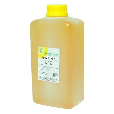 Susam Yağı Pet Bidon 1000 Gr