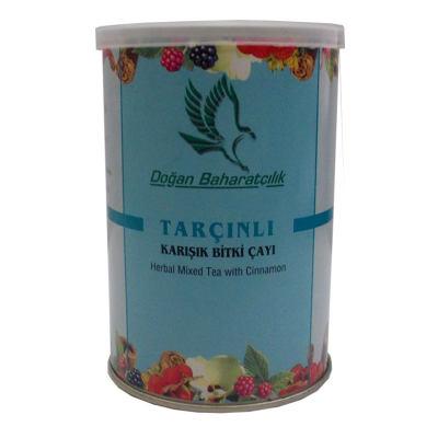 Tarçınlı Karışık Bitkisel Çay 100Gr Tnk