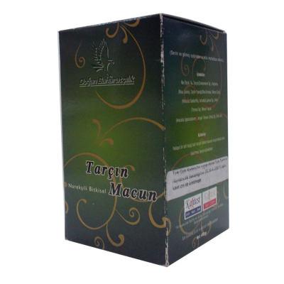 Tarçınlı Nar Ekşili Bitkisel Karışım Cam Kavanoz 450 Gr