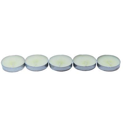 Tea Lights Beyaz Mum 5 li 1 Paket