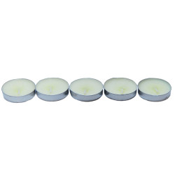 Ksmart - Tea Lights Beyaz Mum 5Ad Görseli